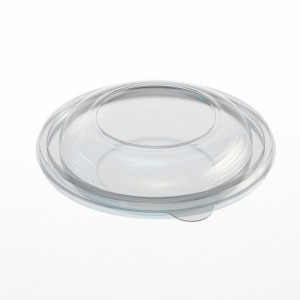 Clear Dome Lid for Salad Bowls 750/1,000cc / 24/32 z. VIP